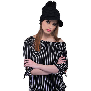 GLASGOW Women's Designer Acro Wool Cap