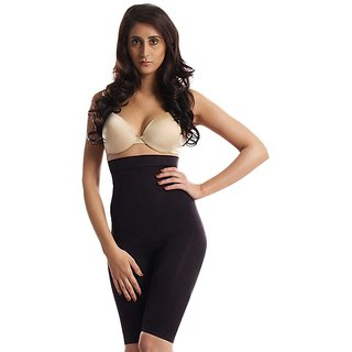 b2eeccc95d Buy Sizzlacious Seamless Body Shaper Shapewear Black Online   ₹989 from  ShopClues