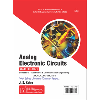 Analog Electronic Circuits Book's