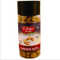 D'Nature Fresh Roasted Masala Cashew Black Pepper-250 Gm Jar