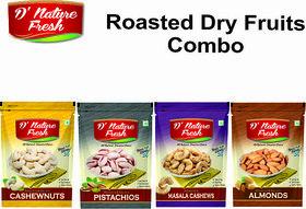 Roasted Dry Fruits Combo