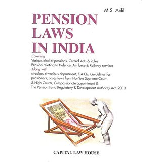 Pension Laws In India (English)