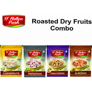Roasted Dry Fruits Combo