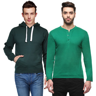 TSX Men's Multicolor Sweatshirt (Combo)