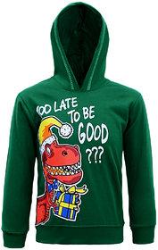 Kothari Green Boys Sweatshirt