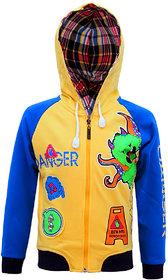 Kothari Boys Multicolor Jacket