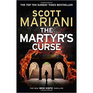 The Martyrs Curse (Ben Hope)