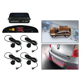 Car Reverse Parking Sensor Safety System for Maruti Celerio