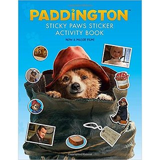 Paddingtons Sticky Paws Sticker Collection (Paddington Movie)