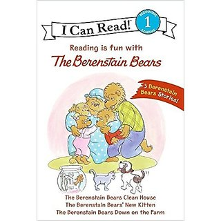 The Berenstain Bears I Can Read Collection (I Can Read Level 1)