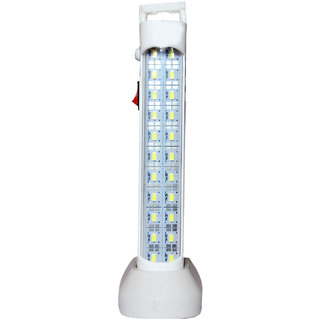 Branded Rechargeable Emergency Light (Extra Power)
