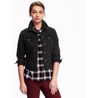 Kotty Women's Black Jacket