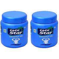 Coco Star Pure Coconut Hair Oil 200 Ml        Cocostar10