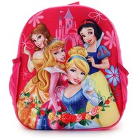 Funny Teddy Cute Lightweight Barbie Doll School Bag For Kids With Exclusive 3D Effect
