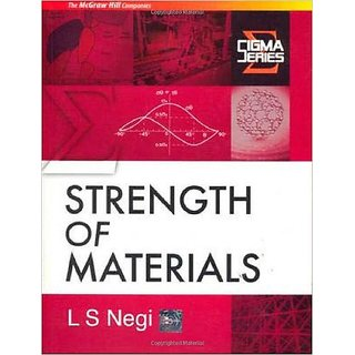 Strength Of Materials (Sigma Series)