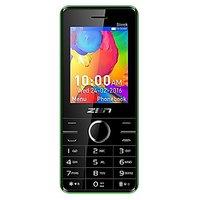 ZEN Z10 Sleek Dual SIM Feature Phone (Green)