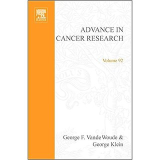 Advances In Cancer Research: 92
