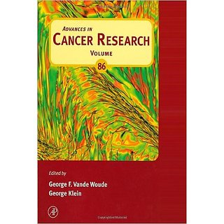 Advances In Cancer Research: 86