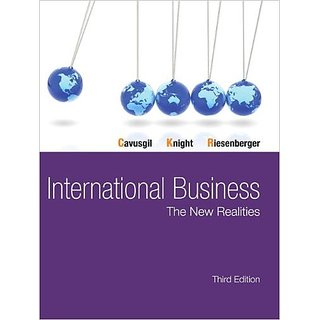 International Business: The New Realities Plus New Mymanagementlab With Pearson Etext -- Access Card Package