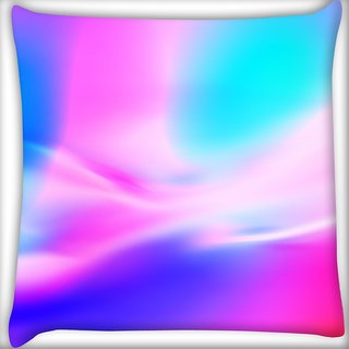 Snoogg Free Background Digitally Printed Cushion Cover Pillow 16 x 16 Inch