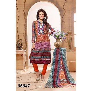Pure Pashmina Suit (Unstitched)