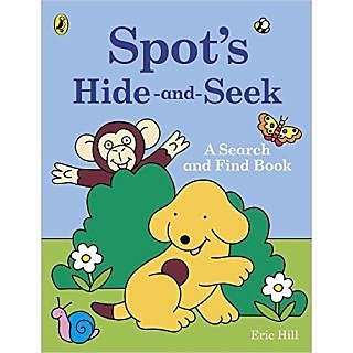 Spots Hide And Seek A Search And Find Book
