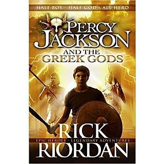 Percy Jackson And The Greek Gods (Percy Jacksons Greek Myths)