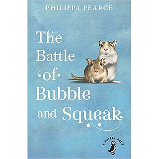 The Battle Of Bubble And Squeak (A Puffin Book)