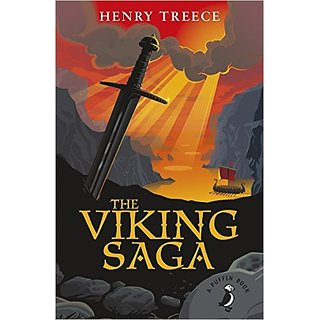 The Viking Saga (A Puffin Book)