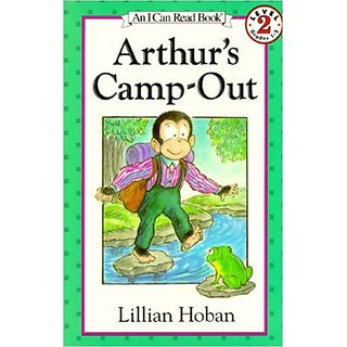 Arthurs Camp - Out (I Can Read Level 2)