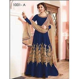 Women's Georgette Salwar Suit Dress Material