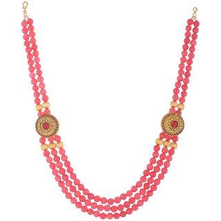 Bead Designs Multi Beads Necklace