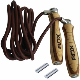 Rdx Skipping Rope Leather