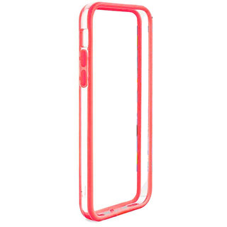 Callmate Bumper Case For iPhone 4G/4S - Red