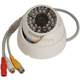 CCTV PACKAGE OF 4 CAMERAS WITH NETWORK DVR