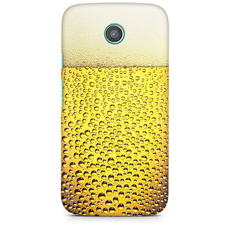 CopyCatz Beer Froth Premium Printed Case For Moto E
