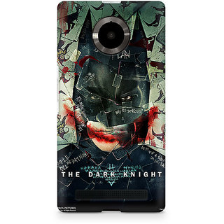 CopyCatz Jokers Batman Premium Printed Case For Micromax YU Yuphoria