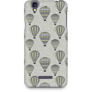 CopyCatz Vintage Hot Air Balloons Premium Printed Case For Micromax YU Yureka A05510