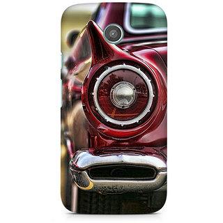 CopyCatz Chevrolet Premium Printed Case For Moto E