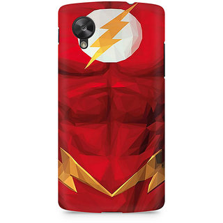 CopyCatz Flash Body Premium Printed Case For LG Nexus 5