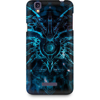 CopyCatz Abstract Pattern Premium Printed Case For Micromax YU Yureka A05510