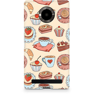 CopyCatz Blissful Confectionary Premium Printed Case For Micromax YU Yuphoria