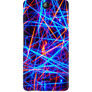 CopyCatz Abstract Ultra Premium Printed Case For Micromax Canvas Juice 3 Q392
