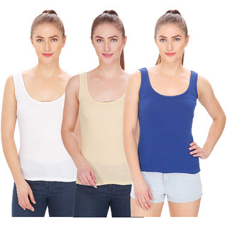 By The Way Womens Camisole Slip (Pack of 3)