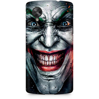 CopyCatz Injustice Face Premium Printed Case For LG Nexus 5