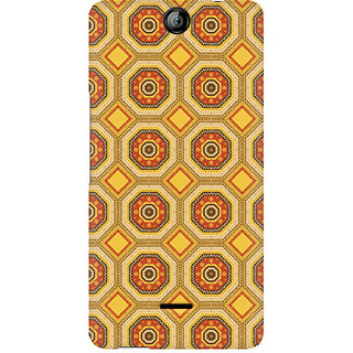 CopyCatz Tribal Ethnic Ornament Premium Printed Case For Micromax Canvas Juice 3 Q392