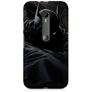CopyCatz Cape Crusader In Action Premium Printed Case For Moto X Style
