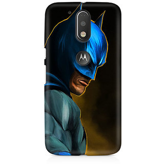 CopyCatz Bruce Wayne Surreal Premium Printed Case For Moto G4/G4 Plus
