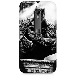 CopyCatz Batman Premium Printed Case For Moto X Play