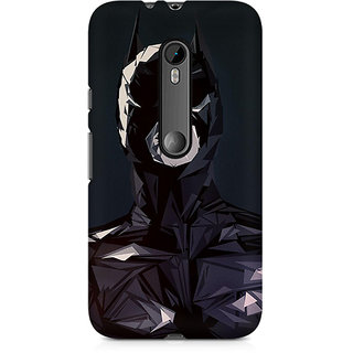 CopyCatz Batman Art Lines Premium Printed Case For Moto X Play